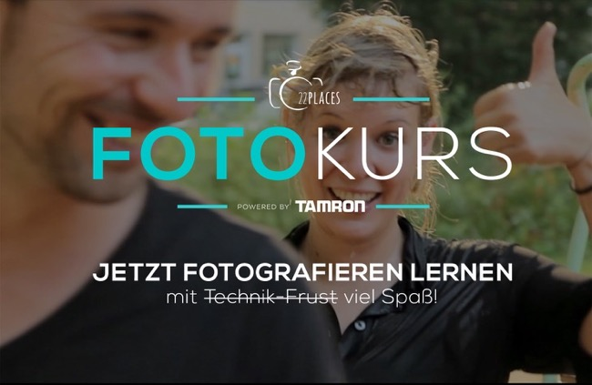 Fotokurs 22 Places